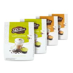 Perrucci Mix</br>Cappuccino, Latte Macchiato