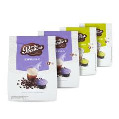 Perrucci Mix</br>Espresso, Cappuccino