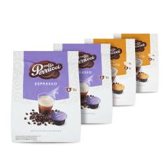Perrucci Mix</br>Espresso, Latte Macchiato